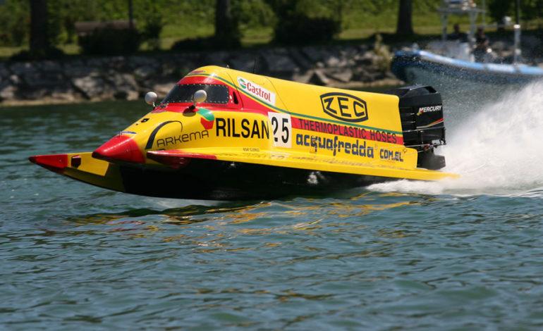 Ecco l'elenco degli sfidanti per il campionato mondiale Formula 4 di Motonautica
