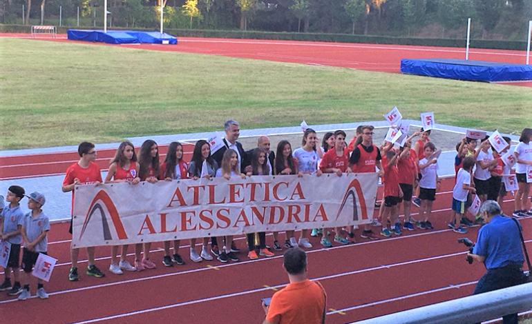 In primo piano l'Atletica Alessandria ai Campionati regionali assoluti