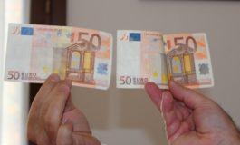 Ha fatto gasolio con 50 euro falsi, denunciato
