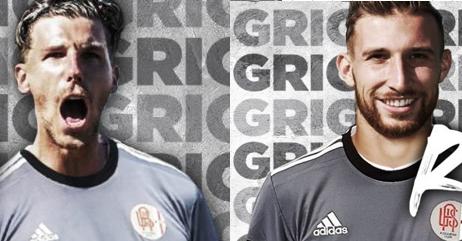 Un attacco al fulmicotone: Corazza e Rubin hanno firmato per i Grigi