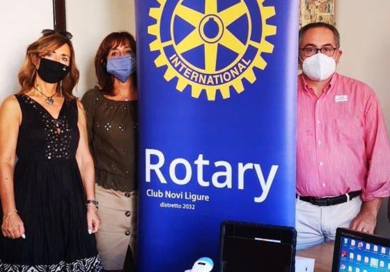 Da Rotary Club di Novi Ligure: un ecografo palmare per la medicina territoriale