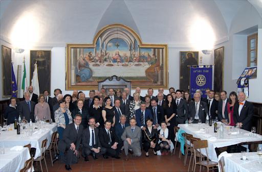 Dal Rotary Club Gavi Libarna: a Villa Pomela presentazione del service 2020 – 2021