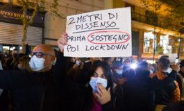 In piazza contro le restrizioni, manifestazioni da Nord a Sud