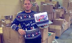 """Il business dei maglioni natalizi """"brutti"""""""