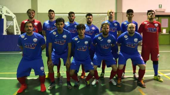 Calcio a cinque: partenza in salita per l'Asd Lisondria