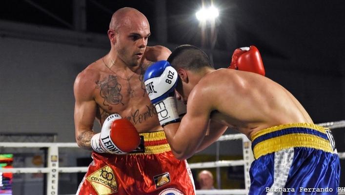 """""""Ho il Covid19, no sto meglio"""": Randazzo forse sul ring per il titolo italiano dei superleggeri il 13 novembre"""