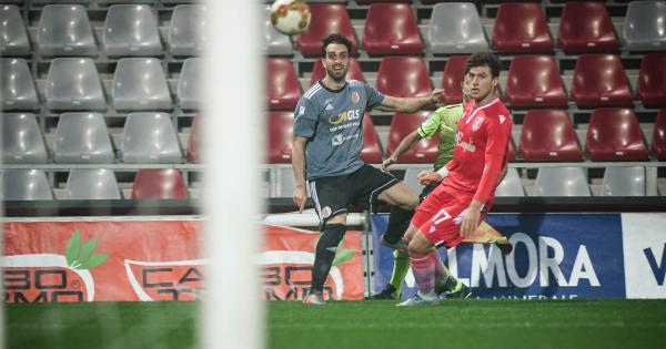 Un'Alessandria sfortunata infila la terza sconfitta in sei gare