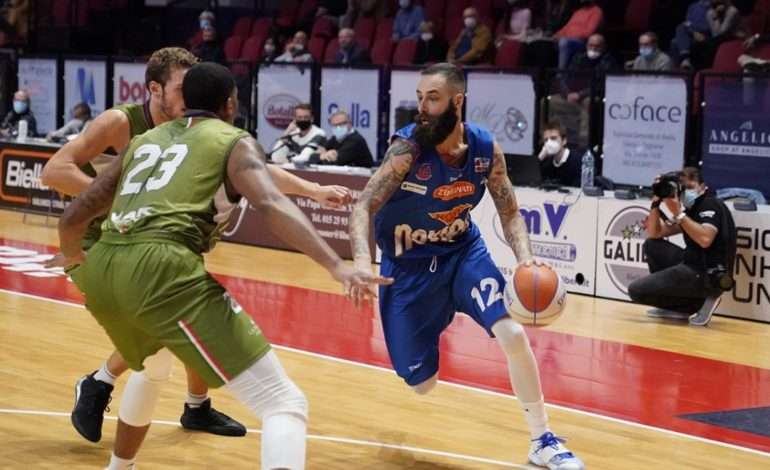 Pallacanestro: il JB Monferrato Casale si prepara al derby col Bertram Derthona