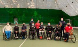 Bene ad Acqui la prima edizione del Torneo Regionale a gironi di tennis in carrozzina