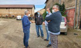 Da Coldiretti Alessandria: oggi sopralluogo dell'assessore Protopapa nel Casalese, danni a colture e viabilità