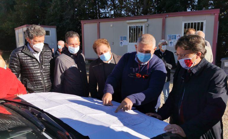 Da Regione Piemonte: l'assessore Tronzano in visita al settore estrattivo