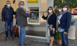Da Poste Italiane: inaugurati a Bosio e Giarole i nuovi Atm Postamat per l'Ufficio Postale