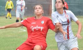 Calcio femminile: l'Alessandria cede nel secondo tempo al Gallarate