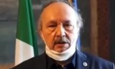 Il sindaco Cuttica con Salvini contro l'ultimo dpcm di Conte