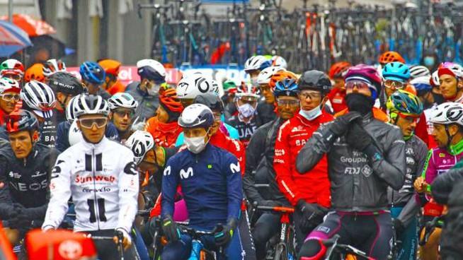 Giro d'Italia: partenza di tappa spostata da Morbegno ad Abbiategrasso