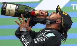 F1: Hamilton eguaglia il record di Schumacher con la 91° vittoria