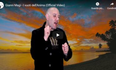 """Uscito l'ultimo singolo di Gianni Magi """"I vuoti dell'anima"""""""