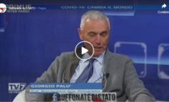Il professor Palù: non abbiate paura, Crisanti è solo un esperto di zanzare e il Covid si cura (Video sotto l'articolo)