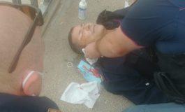 Poliziotto finisce all'ospedale dopo essere stato colpito da un migrante, ma la ministra Lamorgese non muove un dito per intervenire: una vergogna inaccettabile!
