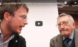 Giulio Tarro a Diego Fusaro: il Covid19 è utilizzato per prolungare la vita del governo (Video)