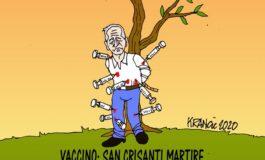 Andrea Crisanti: Achtung al Vaccino!