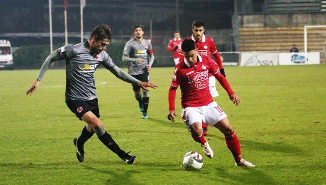L'Alessandria attacca, gioca e vince