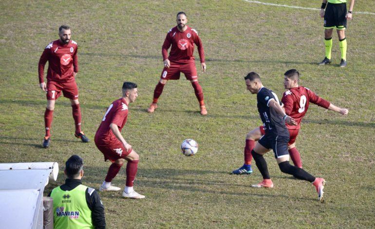 Serie D: causa covid slitta il turno di domenica