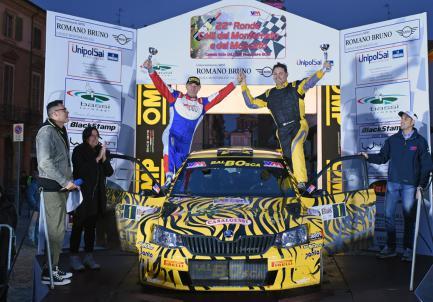 Il Rally Ronde Colli del Monferrato e del Moscato è annullato