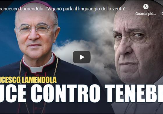 Lamendola: Bergoglio messo lì per demolire la Chiesa