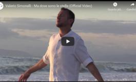 """""""Ma dove sono le stelle"""", il primo singolo di Valerio Simonelli"""