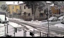 Oltrepò sotto la neve