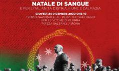 Commemorata la strage dei legionari dannunziani del tragico Natale 1920, prima vera guerra civile italiana