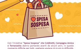 Da Coldiretti Alessandria: Covid, solidarietà con la Spesa Sospesa contadina per il Natale dei nuovi poveri