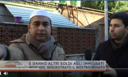 Per noi cristiani niente Natale, per gli islamici moschee dappertutto (Video)