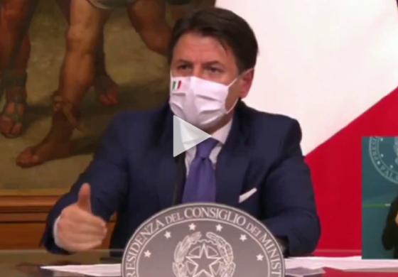 Conte non esclude il Tso per chi si rifiuta di farsi vaccinare (Video)