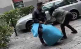 Ormai gli immigrati clandestini fanno quello che vogliono e si permettono perfino di mettere le mani addosso ai nostri agenti delle Fiamme Gialle (Video)