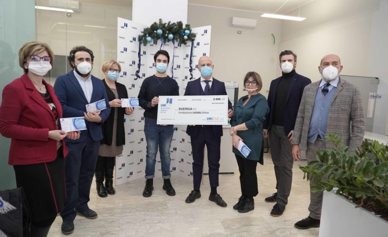 Da Solidal: donati duemila euro per la ricerca sul mesotelioma