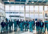 Da Regione Piemonte: primo giorno di servizio per la delegazione di medici israeliana in Piemonte