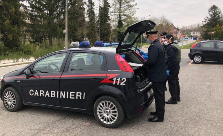 Non rientra nella comunità terapeutica: rintracciato e arrestato dai Carabinieri