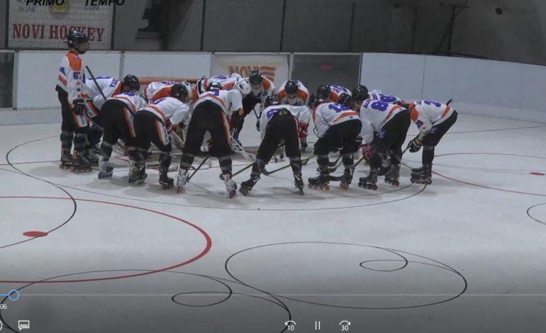 Hockey in line: un buon Monleale non riesce ad agguantare un punto contro Ferrara