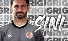 Grigi: ingaggiato dall'Ascoli il difensore Simone Sini