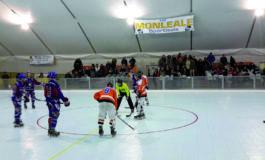 Hockey in line: Monleale trionfa in casa contro il Cittadella