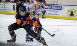 Hockey in line: Monleale strappa un punto a Padova