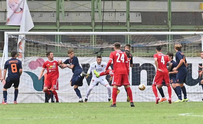 """L'Alessandria batte al """"Mocca"""" la Pistoiese e si rilancia in campionato"""