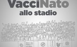 """""""VacciNato allo stadio"""": l'Alessandria Calcio lancia una campagna di sensibilizzazione a tutti i tifosi dell'Orso Grigio"""