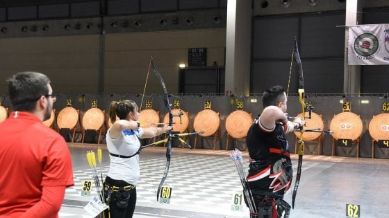 Tiro con l'arco: bene gli arcieri alessandrini ai Regionali di Novara