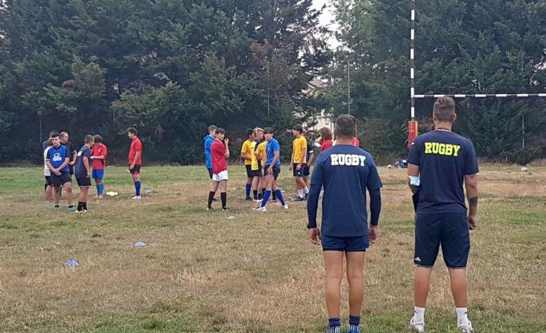 Cuspo Alessandria: proseguono gli allenamenti di rugby e scherma in vista della ripresa
