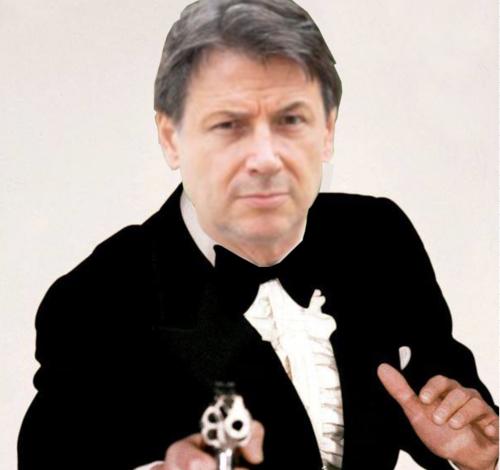 L'agente Conte sta sfasciando i Servizi Segreti Italiani per costituire un'Agenzia alla James Bond (Fondazione)