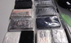 Albanese aveva 22,5 chili di cocaina in auto per un valore di circa un milione di euro