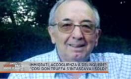 Parroco di Piea d'Asti, accusato di aver acquistato tre immobili coi soldi per i profughi, scappa con due pakistani (Video)